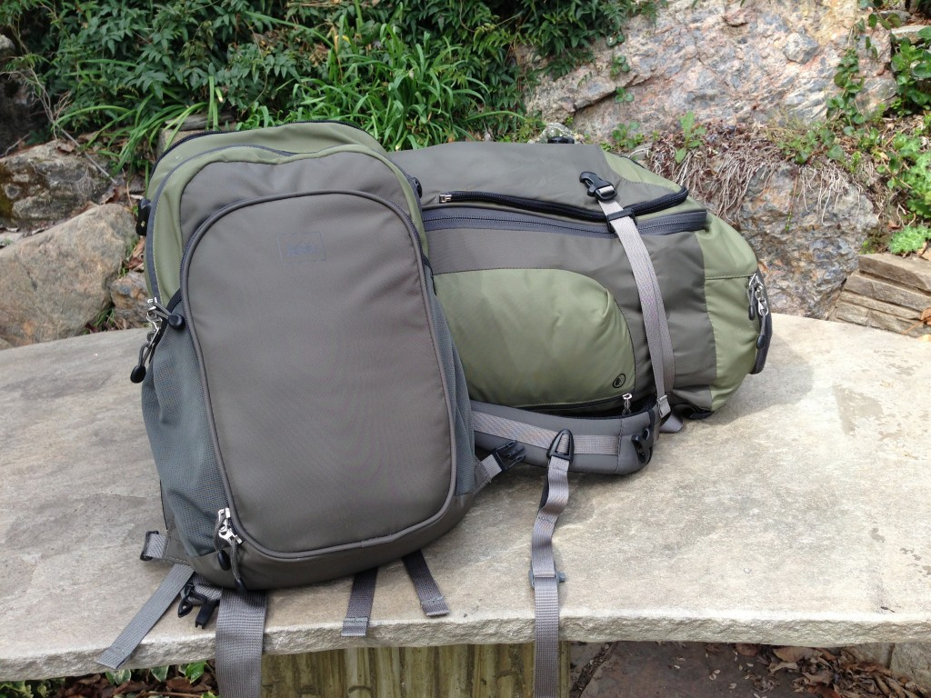 REI Grand Tour Travel Pack